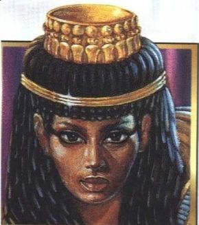 Is this the real Cleopatra?