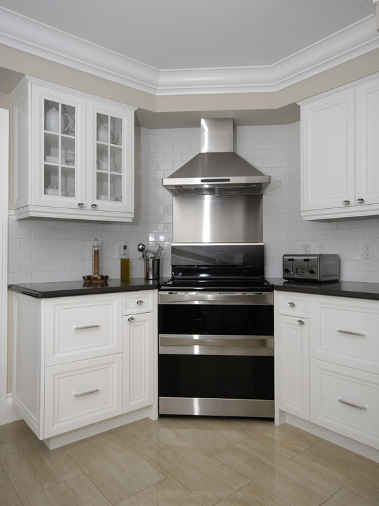 Small Corner Kitchen Cabinet: 11 Best Cabinet Bottom Trim Ideas Images On Pinterest