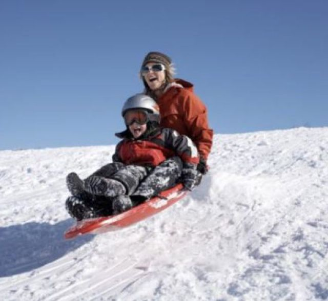 Best Americas Best Snow Tubing Hills Images On Pinterest - The best sledding hills in north america