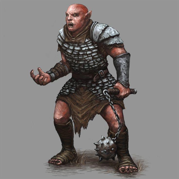 Hobgoblin Warrior by Seraph777 on DeviantArt