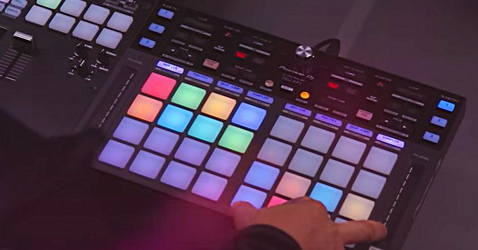 Pioneer DJ's new controller has touch strips and even more pads