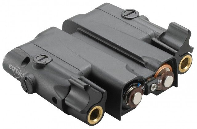 EOTech Laser Battery Cap for the 512 and 552 Holographic Sights at the 2014 SHOT Show