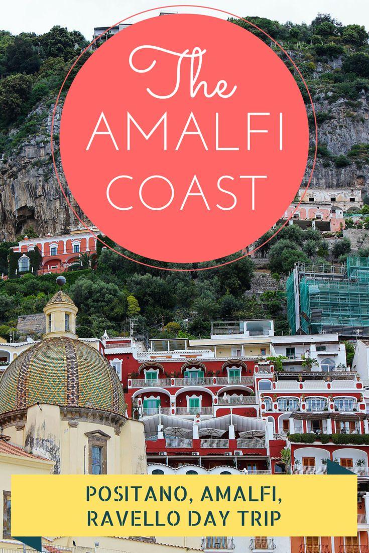 Amalfi Coast Adventures with Lovely Amalfi Coast Tours - Amalfi, Positano, and Ravello, Italy: http://justinpluslauren.com/amalfi-coast-adventures/