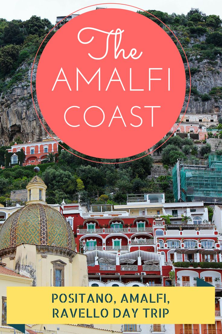 Amalfi Coast Adventures with Lovely Amalfi Coast Tours - Amalfi, Positano, and Ravello, Italy: http://justinpluslauren.com/amalfi-coast-adventures/