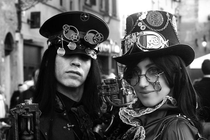 Steampunk - Imagen & Foto de maurizio bartolozzi de Feste e folclore - Fotografia (29503106) | fotocommunity