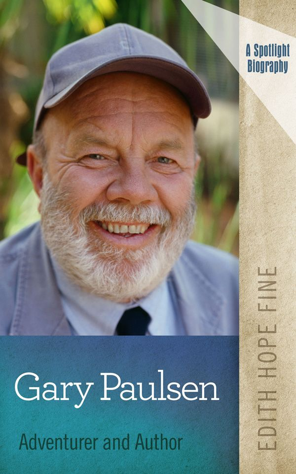 Gary paulsen biography essay