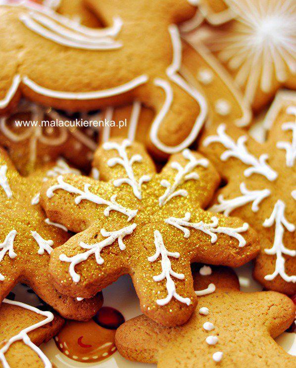 Pierniczki Świąteczne - Mała Cukierenka