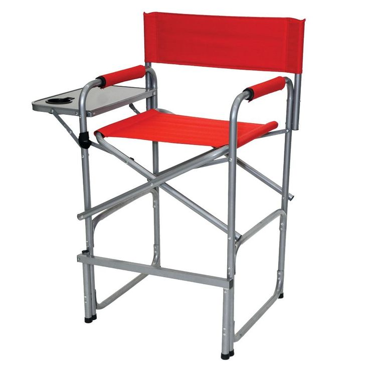 High Director Chair Aluminum