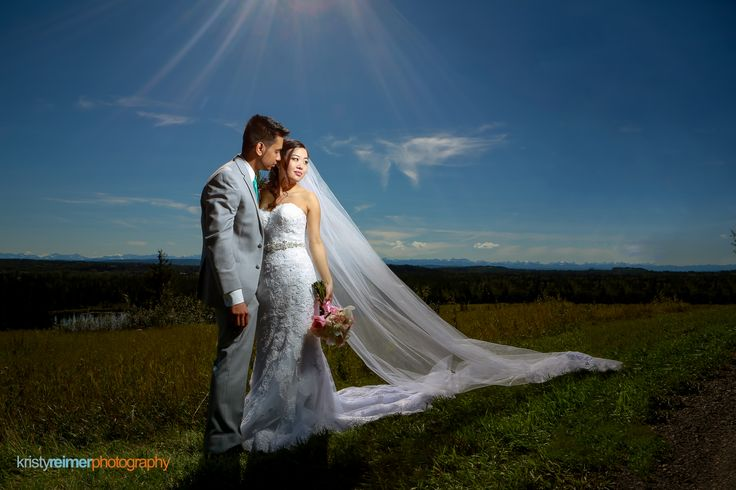 Wedding photo at Pinebrook