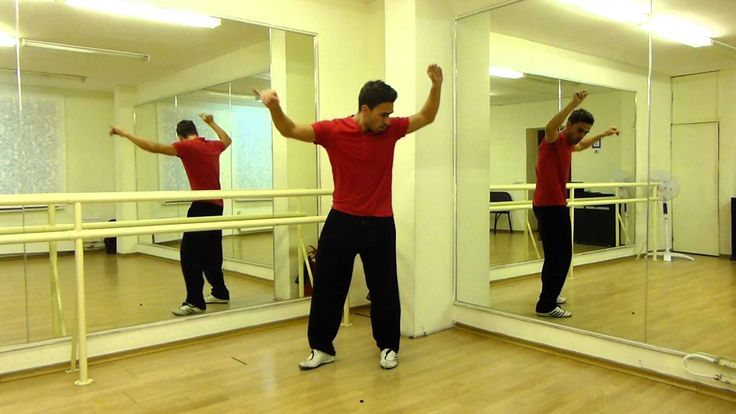 Убойная техника ног. Клубные танцы.