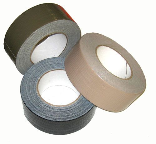 How is duct tape made?