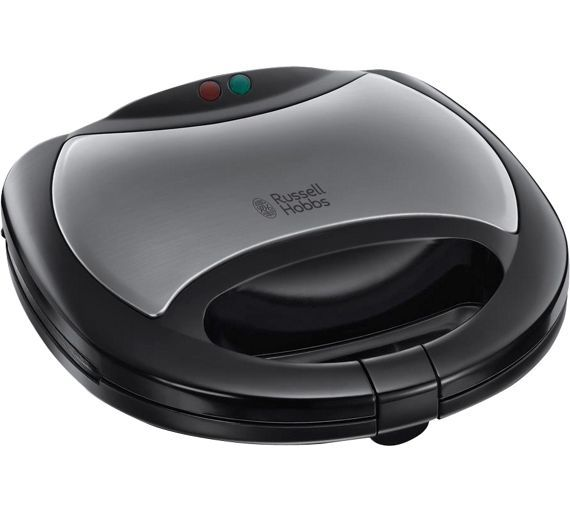 Buy Russell Hobbs 20930 Sandwich, Panini and Waffle Maker -Black at Argos.co.uk - Your Online Shop for Sandwich toasters, Small kitchen appliances, Kitchen electricals, Home and garden.