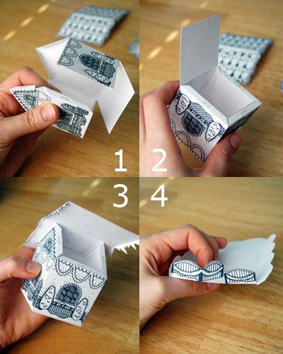 printable paper houses