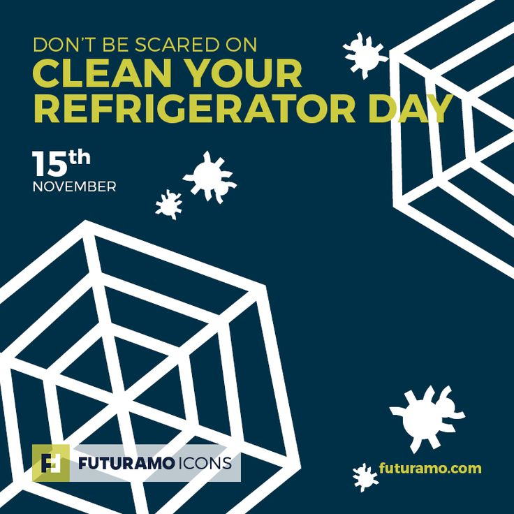 Don't be scared on Clean Your Refrigerator Day! All #icons used in the series are available in our App. Imagine what YOU could create with them! Check out our FUTURAMO ICONS – a perfect tool for designers & developers on futuramo.com #icondesign  #icons  #iconsystem  #pixel #pixelperfect  #flatdesign  #ux  #ui  #uidesign  #design #developer  #webdesign  #app  #appdesign #graphicdesign