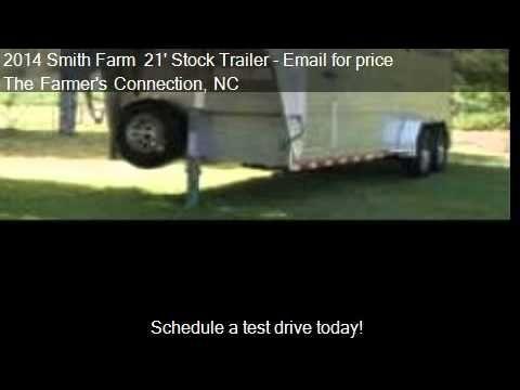 2014 Smith Farm  21' Stock Trailer  for sale in VA, SC, NC 2 - http://moviebuffs.ioes.org/2014-smith-farm-21-stock-trailer-for-sale-in-va-sc-nc-2/