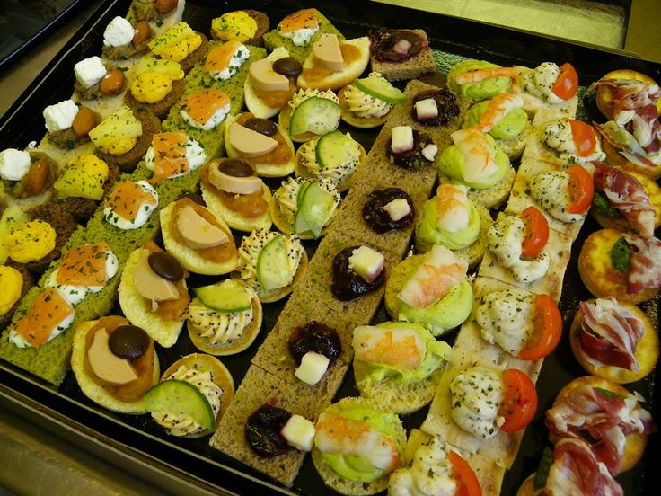 Need a caterer in lebanon search the largest lebanese for Canape buffet menus