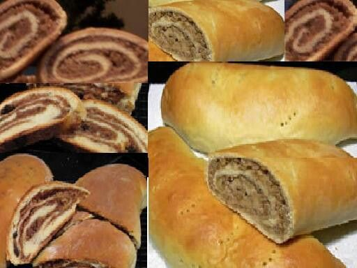 Poteca....better known as Nut Rolls.  So good!  I know them as Hungarian nut rolls.  My grandmother's were awesome!