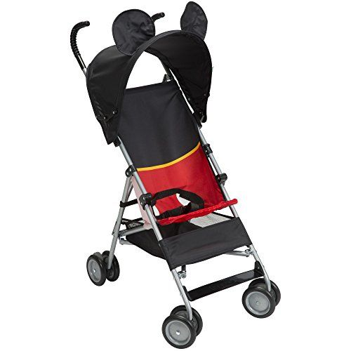 Disney Umbrella Stroller with Basket, Mickey - https://all4babies.co.business/disney-umbrella-stroller-with-basket-mickey/  #Basket, #Disney, #Mickey, #Stroller, #Umbrella #Strollers