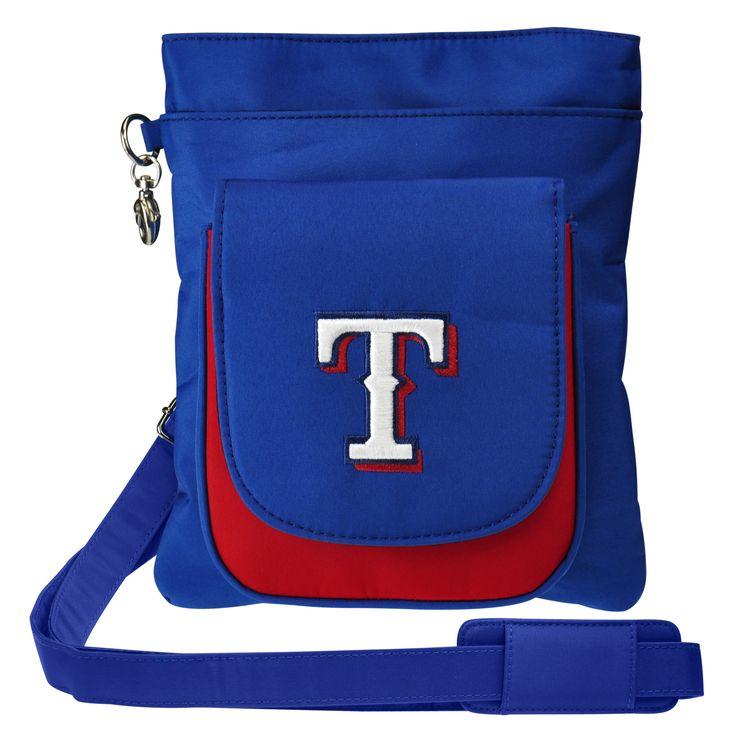 Texas Rangers Traveler / Crossbody