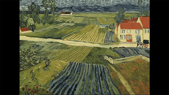 The First Trailer for 'Loving Vincent,' an Animated Film Featuring 12 Oil Paintings per Second by Over 100 Paintersby Christopher Jobson on February 26, 2016