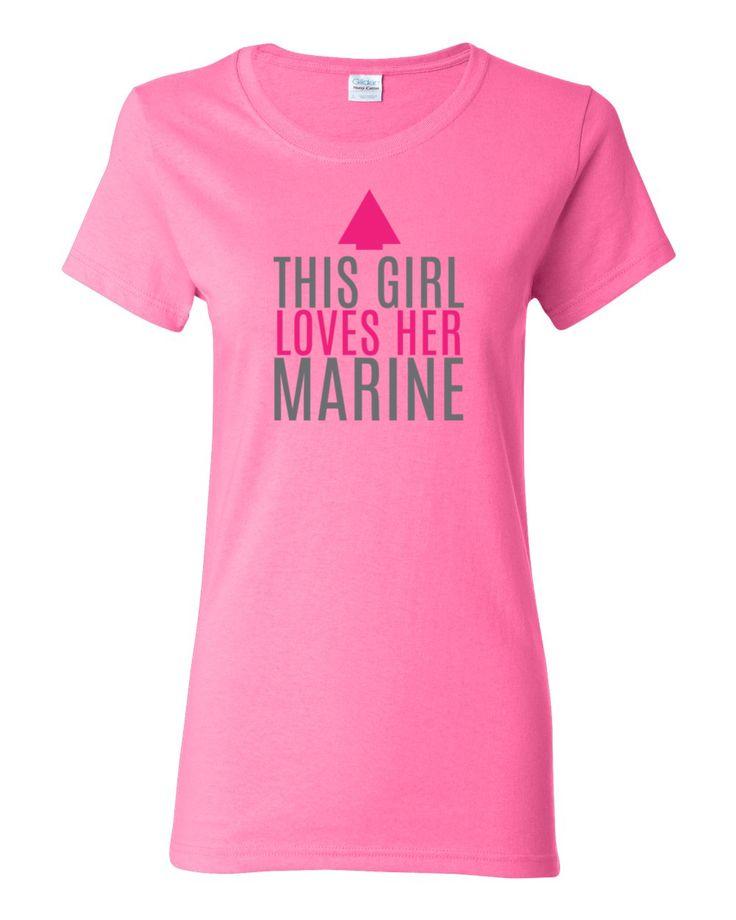 This Girl Loves Her Marine