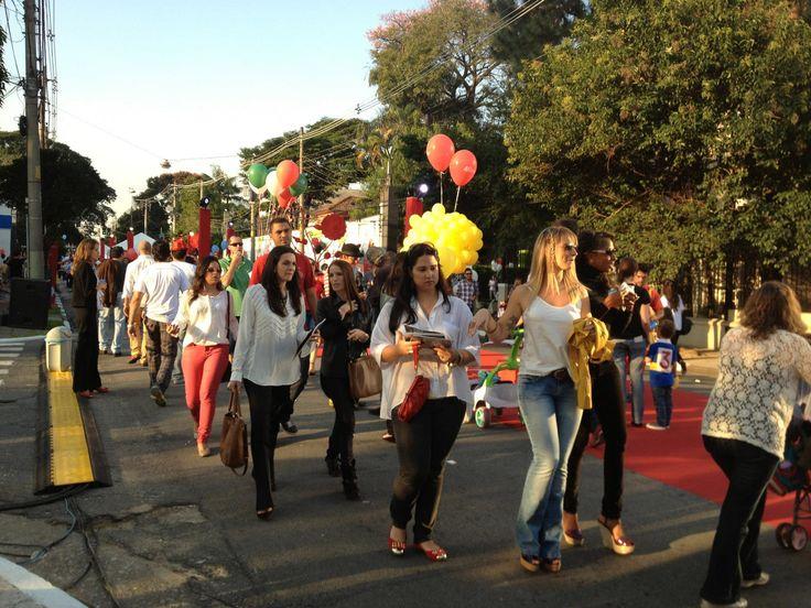 Street Event