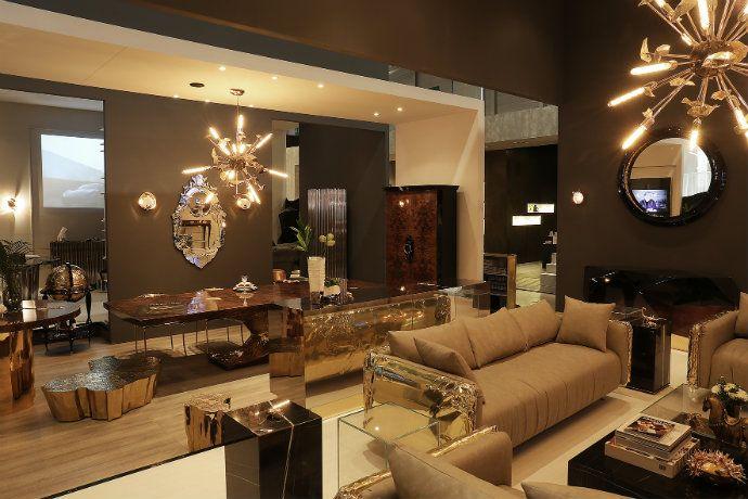 Maison et objet 2017 interior scenes by luxury design for Innendekoration basel