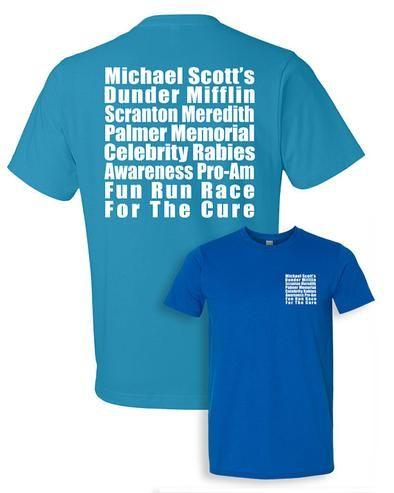 ddc509d8 ... Dunder Mifflin T-Shirt The Office TV Show. The Office Merch –  Plasteesoul