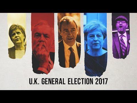 LadejiNaija | Breaking News In Nigeria: Poll: Theresa May set for win, SNP to lose dozen s...