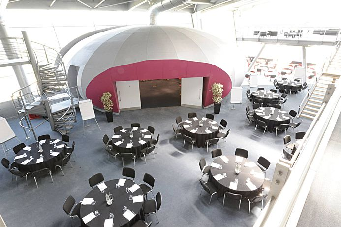 By CEME Conference Centre @CEMEConference Another Corporate Conference booked in our POD Circulation area - love all the bustle of a large conference/away day. http://www.cemeconference.co.uk/