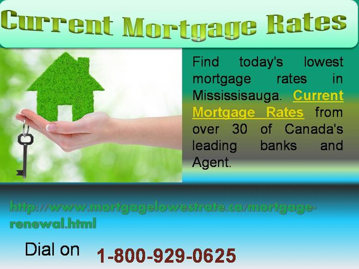 compare mortgage rates at canadian banks