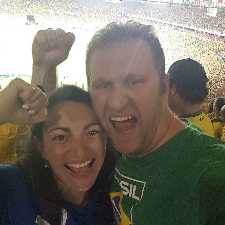 Sem legenda sem filtro e sem edição. . . . . . . #rio2016 #olympics #olimpiadas2016 #rio #riodejaneiro #olimpiadas #brasil #olympics2016 #brazil #olympicgames  #BrasilxAlemanha #Futebol  @azulinhasaereas #azul #voeazul #blogueirorbbv #azulmagazine #MTur #ViajePeloBrasil #DicasdeDestino #PartiuBrasil #decolar #travel #LoveTravel #TravelLove #viagem #ComerDormirViajar #wes2travel