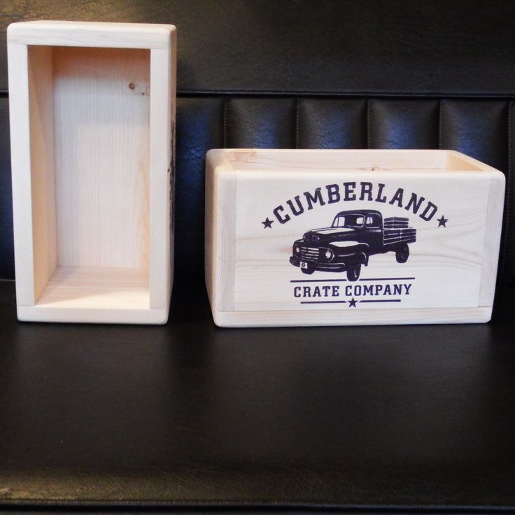 Our Pretty Paola crate is a little charmer! www.cumberlandcratecompany.com