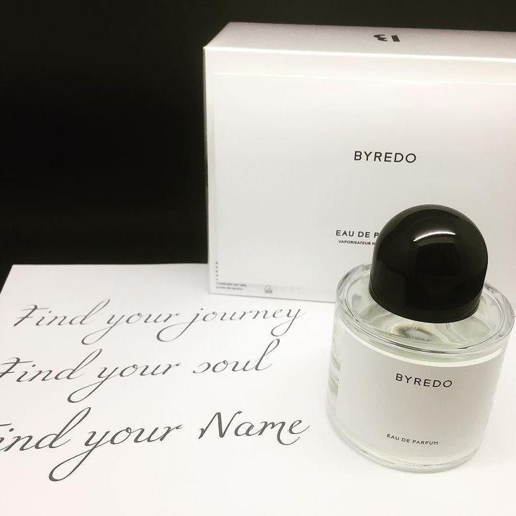 Loving the #Byredo #Unnamed fragrance. #mariabrunabeauty #everydayisbeautyFull #profumi #findyourjourney