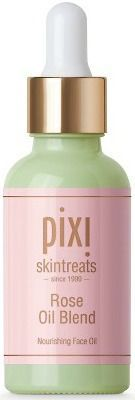 Pixi Skintreats Rose Oil Blend is lovely! It's wonderful on hands & nails, too!