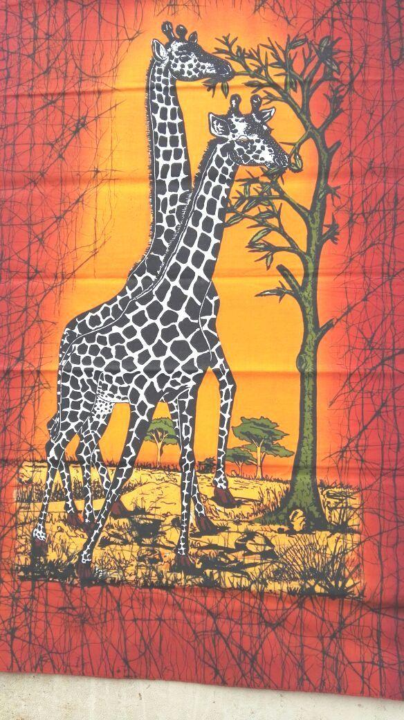 32 best African Candle Wax Batik,Kenya batik, Handmade ...