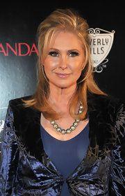 Kathy Hilton Cultured Pearls