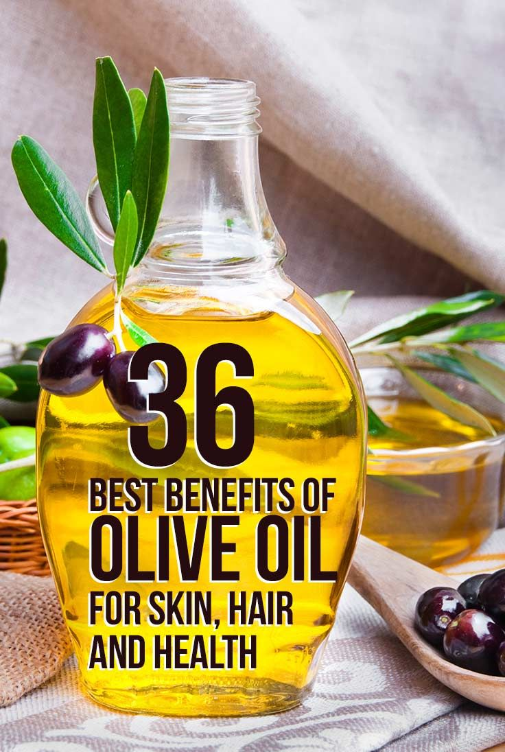 36 Best Benefits Of Olive Oil For Skin, Hair And Health