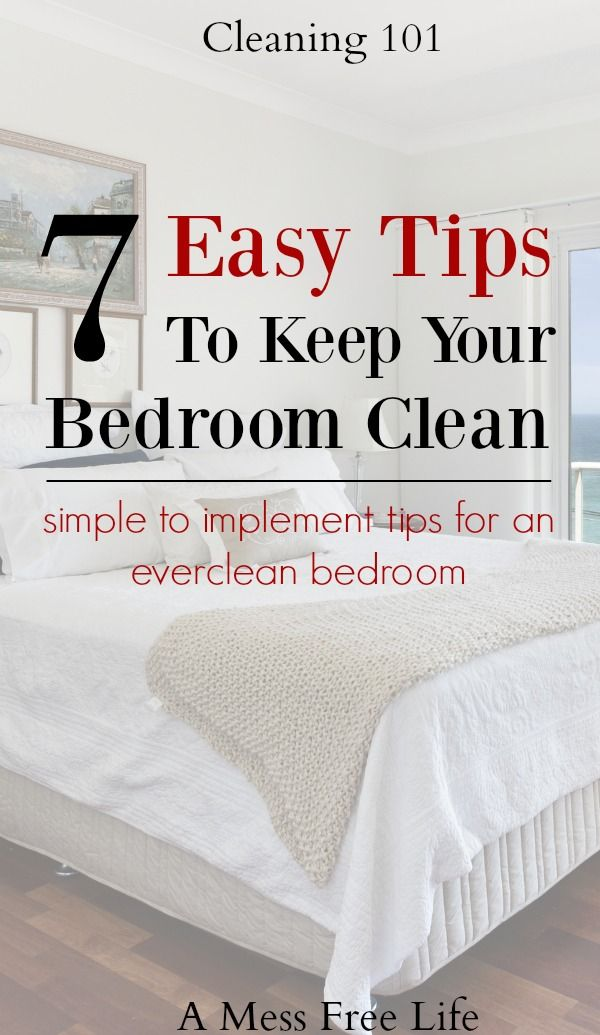 Best 25 bedroom cleaning ideas on pinterest - Cleaning and organizing tips for bedroom ...