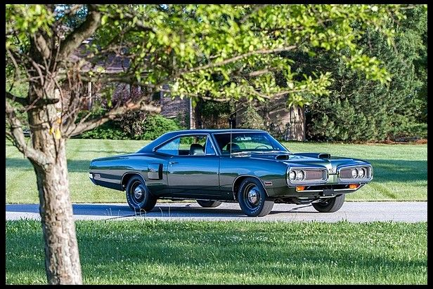 1970 Dodge Hemi Coronet R/T