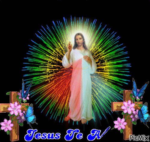 SUEÑOS DE AMOR Y MAGIA: No olvidemos nunca que Jesús nos ama.