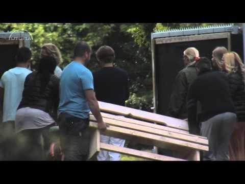 UTOPIA (NL) 2015 - Afscheid Colinda - YouTube