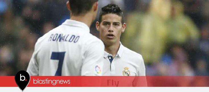 James Rodríguez envía un mensaje al Real Madrid - Blasting News #757LiveUS