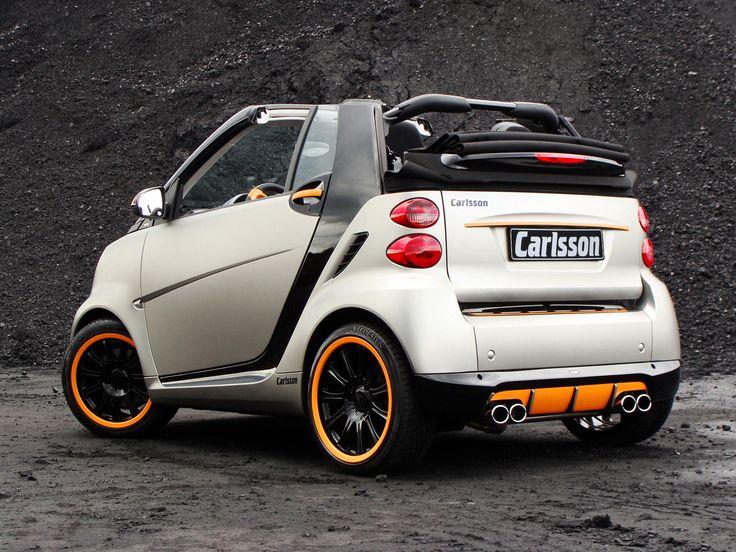 carlsson smart fortwo cabrio