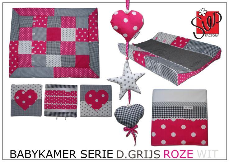 Babykamer Ideeen Grijs En Roze : ... - Grijze Meisjes Slaapkamers ...
