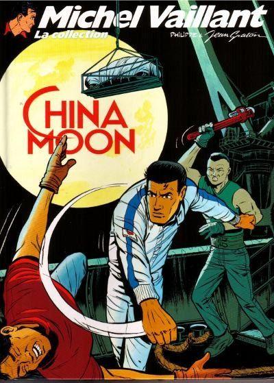 Michel Vaillant - La collection -68- China Moon - BD