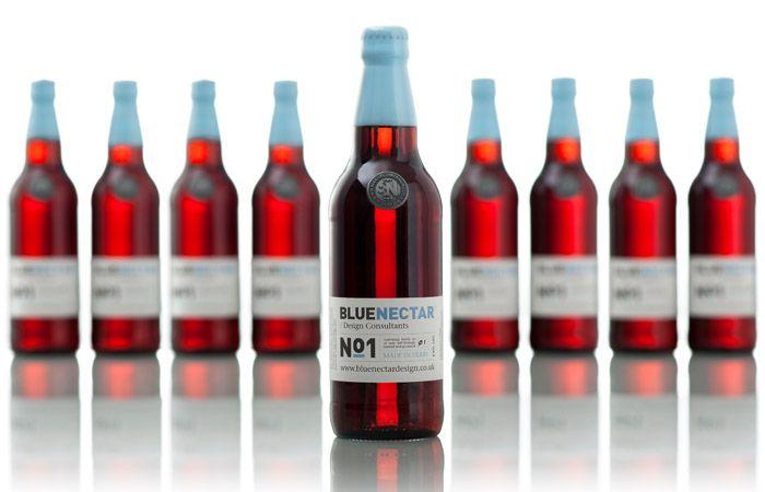 Blue Nectar's No.1 Ale