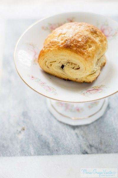 pain au chocolat by Philippe Conticini
