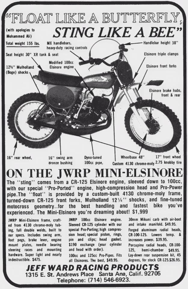 Pin By Motoman On Dirt Honda Dirt Bike Vintage Motocross Vintage Motorcycles