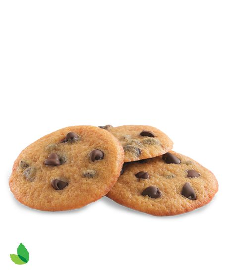 Chewy Chocolate Chip Cookies with Truvía® Baking Blend